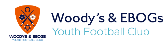Woody's & EBOGs Logo